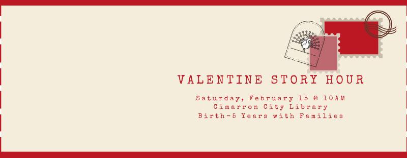 Valentine Story Hour