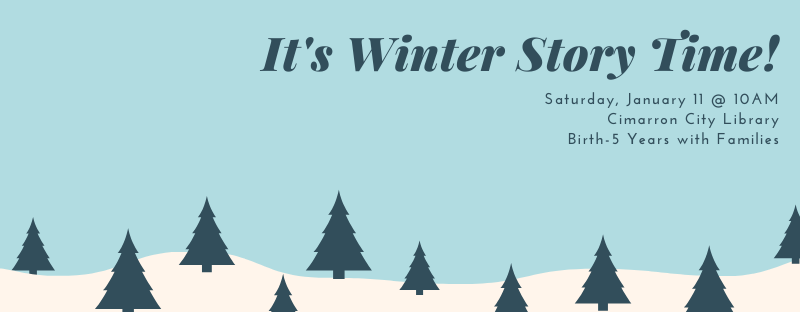 Winter Story Hour